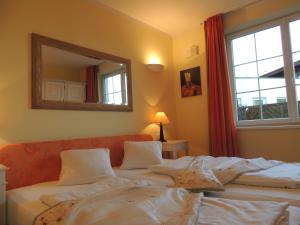 Ein Zimmer in der Unterkunft Aparthotel Residenz am Schwarzsee