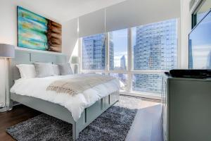 A room at Global Luxury Suites at Sky