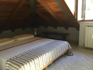 A room at La Mansarda Sul Mare