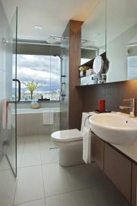 Ванная комната в Somerset Kuala Lumpur