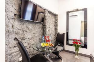 Zona de estar de Komorowski Luxury Guest Rooms