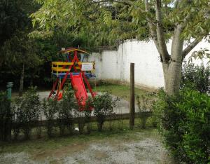 Children's play area at Residencial Kahunas