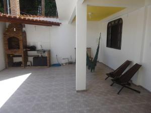 A seating area at Casa da Mara