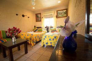 Ein Zimmer in der Unterkunft Sol Caribe