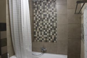 Ванная комната в Apartment on Fokina 195