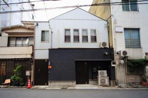 The facade or entrance of COTO Tokyo Yui Asakusa