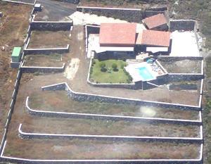 Een luchtfoto van Villa Tenerife Sur