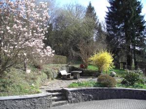 Ein Patio oder anderer Außenbereich in der Unterkunft Haus Maximilian