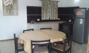 Una cocina o kitchenette en Apartamento Camicande
