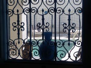 Un balcon sau o terasă la Resa Dar Sema Djerba