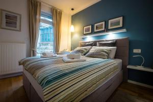 A room at Caelestis Apartment