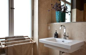 Un baño de Linnen