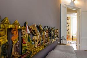 Guests staying at Charming Apartment Milan