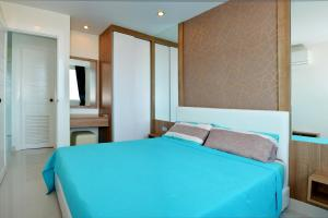 A room at Amazon Residence Condo Resort By Fortunerthai Company