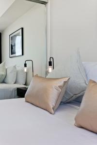 A room at Arise Soda Apartments