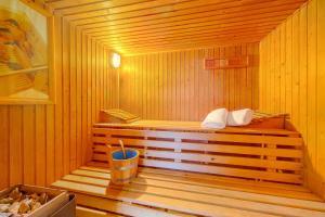 Spa ou équipements de bien-être de l'établissement Seramar Apartamentos Sunna Park