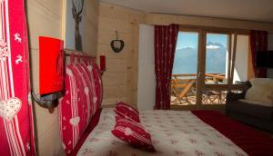 Ein Zimmer in der Unterkunft Villars Bristol Apartment