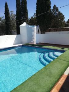 The swimming pool at or near Villa Ca Daniela