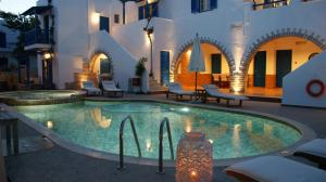 The swimming pool at or near Dimitra Hotel
