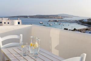 Μπαλκόνι ή βεράντα στο Aegean Colors Koufonisia Houses