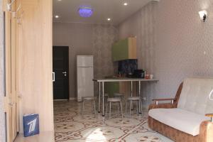 The lounge or bar area at Sochi Sakvoyage Apartments
