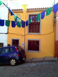 Фасада или вход на Casa à Porta do Torreão