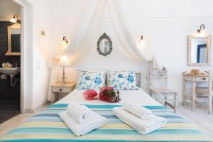 A room at Agnadi Villa