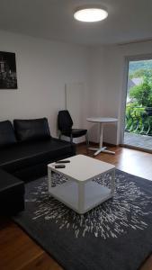 Lounge oder Bar in der Unterkunft Holiday Apartment Schamne