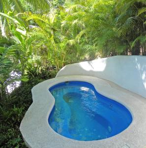 The swimming pool at or near Mar y Sueños Apartments