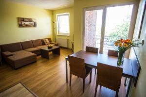 Lounge alebo bar v ubytovaní Vendelin Apartmany