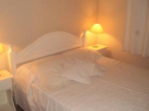 Una cama o camas en una habitación de Mont Blanc