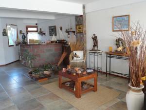 La sala de estar o bar de Puerto del Sol
