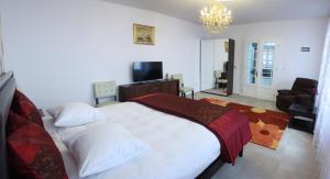 A room at Casa Graef
