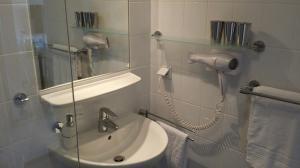 Ein Badezimmer in der Unterkunft Business Apartment