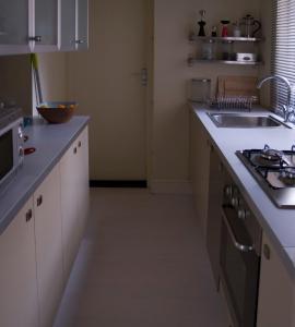 مطبخ أو مطبخ صغير في Collingwood House Tynemouth