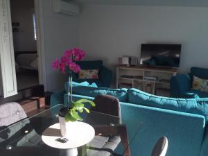 Posedenie v ubytovaní Rose Cottage