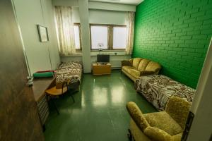 Oleskelutila majoituspaikassa Apartementos Tohmajärvi