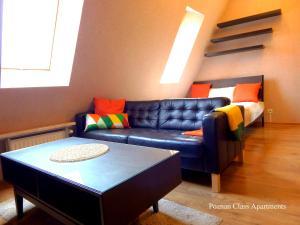 波茲南克拉斯公寓休息區