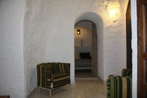 Posedenie v ubytovaní Cueva Los Naranjos