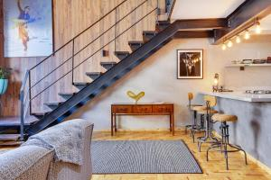 New York Loft Style Apartment 6 Cape Town South Africa
