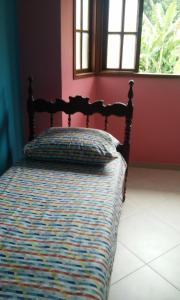 A bed or beds in a room at Veronica
