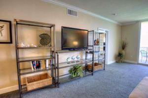 A television and/or entertainment center at 2305 Tidewater Beach Resort