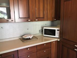 Cucina o angolo cottura di Villa Ballabio