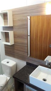 Un baño de Residencial Talismã