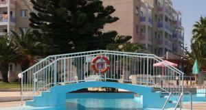 The swimming pool at or near Astreas Beach Hotel Apartments