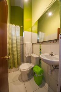Un baño de Apartment Casa de Mama - Pachacutec