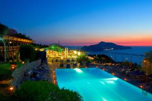 A view of the pool at Gocce Di Capri Resort or nearby