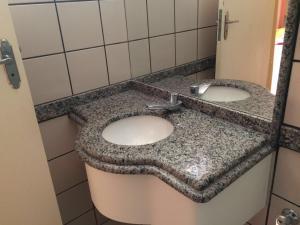 A bathroom at Apartamento Di Roma 809 A