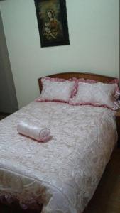 Cama o camas de una habitación en Apartamento La Esperanza
