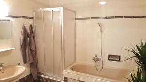 Ein Badezimmer in der Unterkunft Pirnbacher